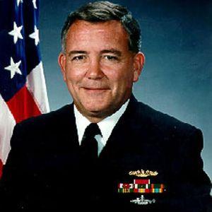 Rear Admiral  Thomas John Porter