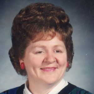 Mrs. Nancy Louise Dever Obituary Photo
