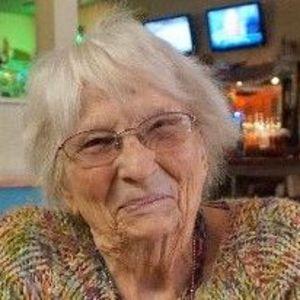 Faye Barnes Mitchell Obituary Photo