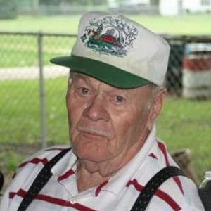 "Kenneth ""Jim or Red"" Rogers Obituary Photo"