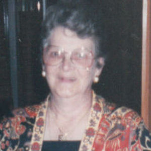 Carolyn G. (Williams) Walker