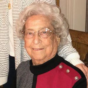 Doris Hildred (Hughes) McCurry Obituary Photo