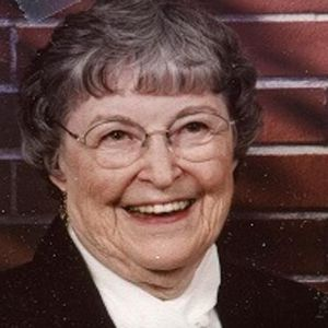 Betty Mae Parnell Obituary Photo