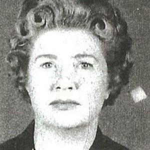 Judy Ruby Grace Cockerill Obituary Photo