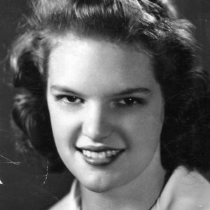 Mary F. Sides Obituary Photo