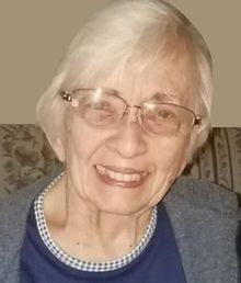 Helen A. Gabrielson, 88, August  1, 1930 - October 11, 2018, Aurora, Illinois