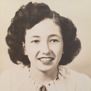 Alice Sybil Townsend Obituary Photo