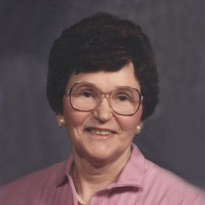 Evelyn L.  Gartner Obituary Photo