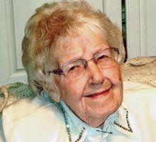 Marjorie M. Harkins, 97, January  1, 1921 - October 15, 2018, Aurora, Illinois