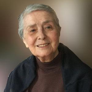 Mrs. Mary Ellen Garza