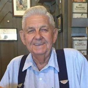 Mr. Ernest Blakey Barefoot Obituary Photo