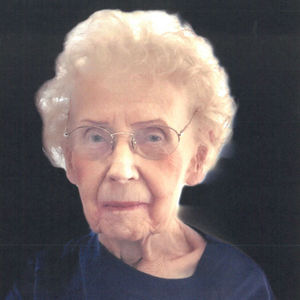 Mrs. Geraldine Elsie Walker Staats
