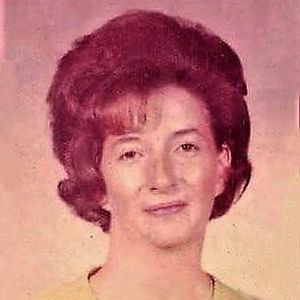 Kay Willis Taylor Obituary Photo