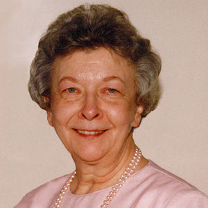 "Georgian ""Jean"" Messens Obituary Photo"