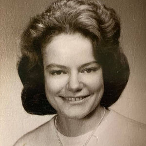 Betty Ann (Ruddock) Adams