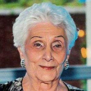 Mrs. Marie D'Ambrosio Libassi