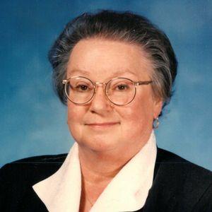 Mrs. Margaret Cox Schlueter