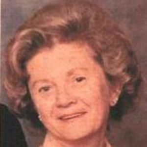Mary Chakos Obituary Photo
