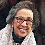 Portrait of Geraldine Mary Mitchell