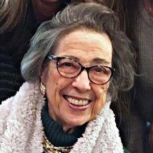 Geraldine Mary Mitchell Obituary Photo