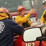California Wildfire  Victims