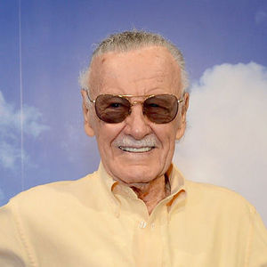 Stan Lee Obituary Photo