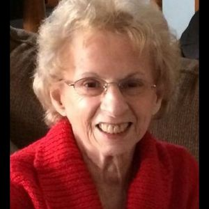 """Mrs. Muriel """"Jackie"""" Matula Obituary Photo"""