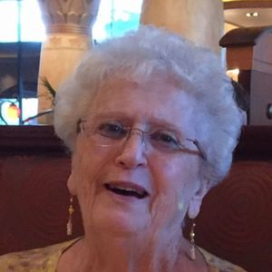 Judith May (Morse) Evans Obituary Photo