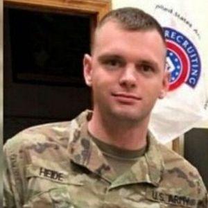 Staff Sergeant Christopher Allen Heide