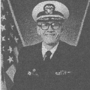 Capt. Robert G. Walter, Dental Corps USN