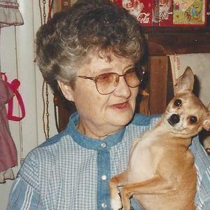 Verna Jean Miller Majors