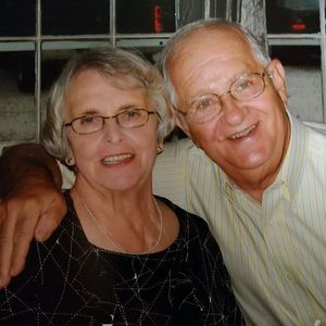 Leon Fisher Wall Obituary Photo