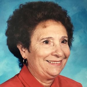 Mary A. Moreira Obituary Photo