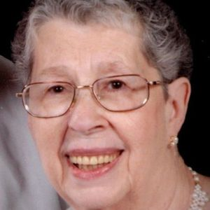 Joan Retha (Snyder) Klenke
