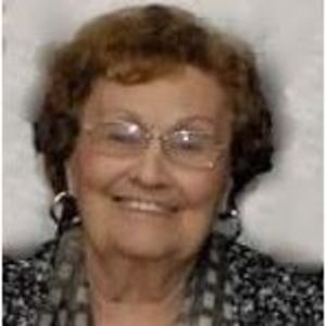 Marie Saia Obituary Photo