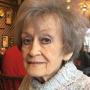 Inus Faye Merritt Kitts Obituary Photo