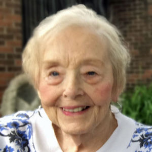 Ruth  Eleanor  Moyer  Obituary Photo