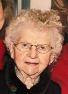 Cornelia  C. Jones, 91, September 13, 1927 - December  5, 2018, Aurora, Illinois
