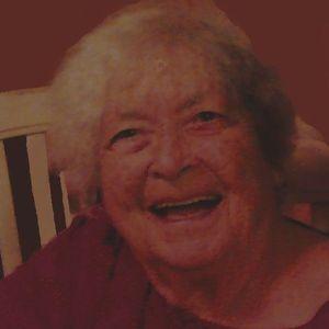Edna (nee Crampton) Zane Obituary Photo