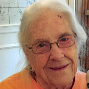 E.  Charlotte Pfizenmayer Obituary Photo