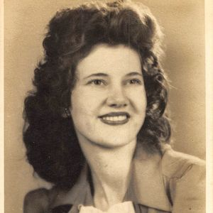 Mildred Sprouse Goodson Obituary Photo