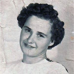 Ruby Frances Blanton Parris Obituary Photo