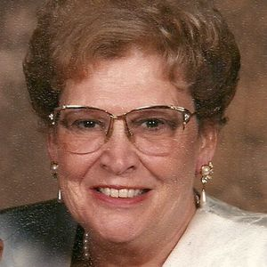 Wanda J. Robinette Chevalier Obituary Photo