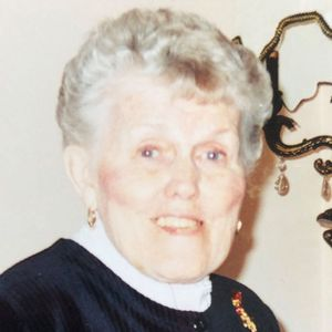 Jean M. McGarrey Obituary Photo