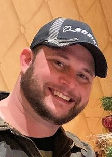 Brandon James Carter, 34, February 26, 1984 - December 23, 2018, Mason City, Iowa