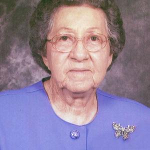 Margie Whitworth Hedgpeth Obituary Photo