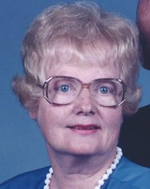 "Marilyn ""Molly"" C. Green, 87, January  8, 1931 - January  1, 2019, Aurora, Illinois"