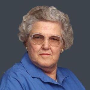 Violet Clark Bumgardner