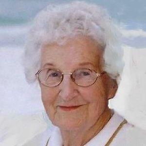 Mrs. Ethel Marie Dean
