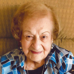Lillian Elizabeth Marcozzi Obituary Photo